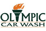 OLYMPIC CAR WASH logo