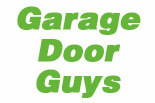 GARAGE DOOR GUYS logo