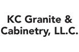 KC GRANITE & CABINETRY logo