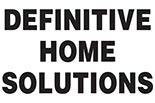 Definitive Home Solutions logo