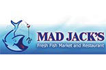 Mad Jacks Fresh Fish logo