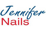 JENNIFER NAILS logo
