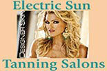 ELECTRIC SUN TANNING logo
