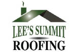 LEE'S SUMMIT ROOFING logo