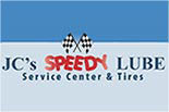 JC'S SPEEDY LUBE logo