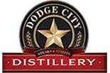 DODGE CITY DISTILLERY logo