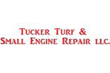 TUCKER TURF & SMALL ENGINE REPAIR logo
