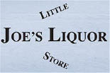 LITTLE JOE'S LIQUOR STORE logo
