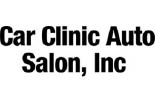 CAR CLINIC AUTO SALON logo
