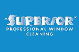 SUPERIOR WINDOW CLEANING logo