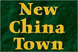 NEW CHINA TOWN logo