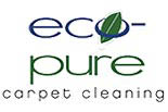 ECO PURE CARPET CLEANING logo