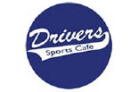 DRIVERS SPORTS CAFE logo