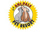 ANI-PALS PET RESORT logo