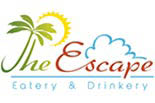 THE ESCAPE DRINKERY & EATERY logo