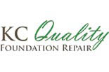 KC QUALITY FOUNDATION REPAIR logo