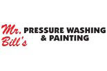 Mr. Bill's Pressure Washing & Painting logo