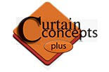 CURTAIN CONCEPTS PLUS Window Treatments -  Hendersonville logo
