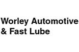 WORLEY AUTOMOTIVE & FAST LUBE logo