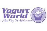 Yogurt World logo