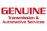 Genuine Transmission & Automotive Service logo