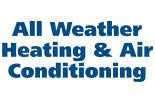 ALL WEATHER HEATING & AC logo