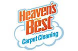 HEAVEN'S BEST CARPET CLEANING logo