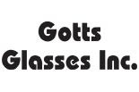 GOTTS GLASSES* logo