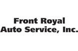 FRONT ROYAL AUTO SERVICE INC logo