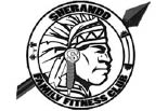 SHERANDO FAMILY FITNESS CLUB logo