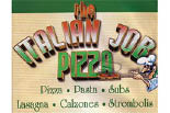 THE ITALIAN JOB PIZZA BAR & RESTAURANT logo