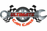 GOODYEAR / ULTIMATE CAR CARE logo