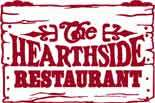 HEARTHSIDE PIZZA logo
