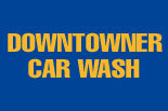 DOWNTOWNER CAR WASH logo
