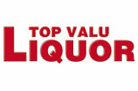 TOP VALU LIQUOR logo
