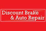 DISCOUNT BRAKE & AUTO REPAIR logo