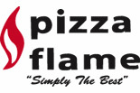 PIZZA FLAME - COON RAPIDS logo