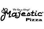 MAJESTIC PIZZA - White Bear Township logo