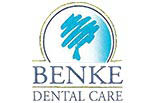 BENKE DENTAL CARE logo