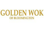 GOLDEN WOK - BLOOMINGTON logo