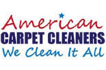 AMERICAN CARPET CLEANERS logo