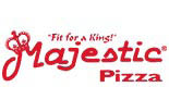 MAJESTIC PIZZA - HAM LAKE logo