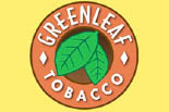 GREENLEAF TOBACCO logo