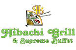HIBACHI GRILL AND SUPREME BUFFET logo