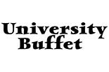 UNIVERSITY BUFFET logo