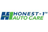 HONEST-1 AUTO CARE - BLAINE logo