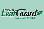 LEAFGUARD OF THE MIDLANDS logo