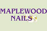 MAPLEWOOD NAILS logo