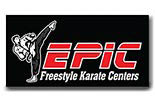 EPIC KARATE logo