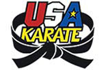 USA KARATE - BURNSVILLE logo
